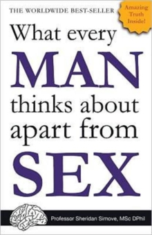 What Every Man Thinks About Apart from Sex...  *BLANK BOOK*, Paperback / softback Book
