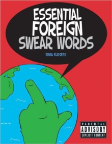 Essential Foreign Swear Words, Paperback Book