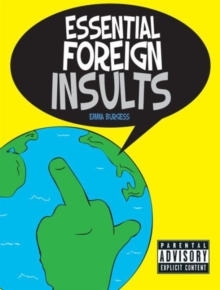 Essential Foreign Insults, Paperback Book