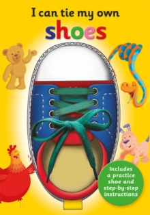 I Can Tie My Shoelaces, Novelty book Book