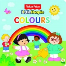 Fisher Price Little People Colours, Board book Book