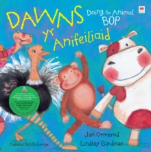 Dawns yr Anifeiliaid / Doing the Animal Bop, Paperback / softback Book