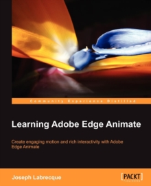 Learning Adobe Edge Animate, Paperback / softback Book
