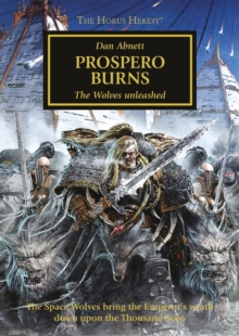 Prospero Burns, Paperback Book