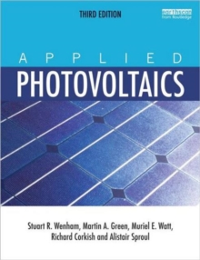 Applied Photovoltaics, Paperback Book
