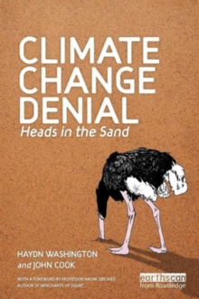Climate Change Denial : Heads in the Sand, Paperback / softback Book