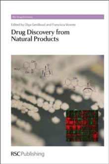 Drug Discovery from Natural Products, Hardback Book