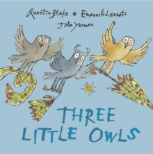 Three Little Owls, Hardback Book