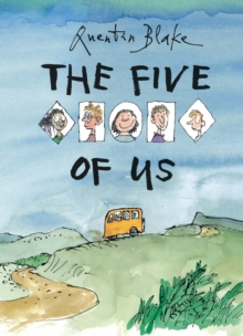 Five of Us, Hardback Book