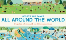 All Around the World: Sports and Games, Paperback Book