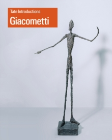 Tate Introductions: Giacometti, Paperback / softback Book