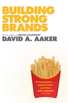 Building Strong Brands, Paperback Book