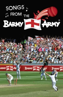 Songs from the Barmy Army, Hardback Book