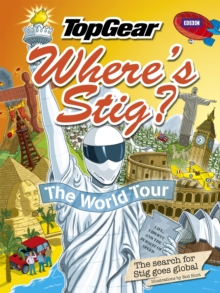 Where's Stig: The World Tour, Hardback Book