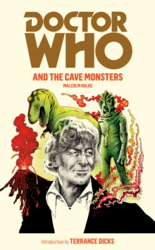 Doctor Who and the Cave Monsters, Paperback / softback Book