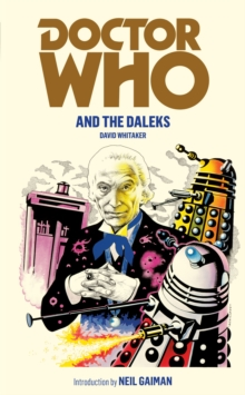 Doctor Who and the Daleks, Paperback Book
