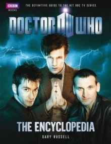 Doctor Who Encyclopedia (New Edition), Hardback Book