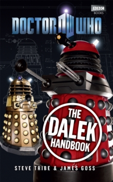 Doctor Who: The Dalek Handbook, Hardback Book