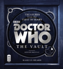Doctor Who : The Vault, Hardback Book