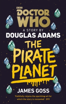 Doctor Who: The Pirate Planet, Paperback Book