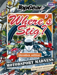 Where's Stig: Motorsport Madness, Hardback Book