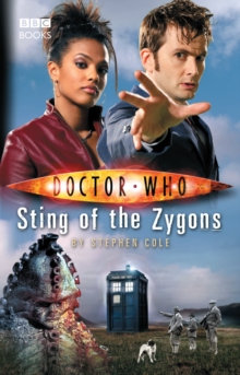 Doctor Who: Sting of the Zygons, Paperback Book
