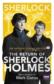 Sherlock: The Return of Sherlock Holmes, Paperback Book