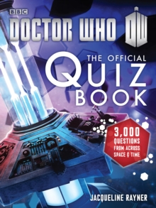 Doctor Who: The Official Quiz Book, Paperback / softback Book
