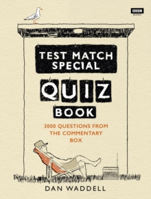 The Test Match Special Quiz Book, Paperback Book