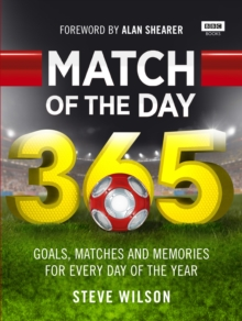 Match of the Day 365, Hardback Book