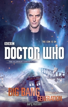 Doctor Who: Big Bang Generation, Hardback Book
