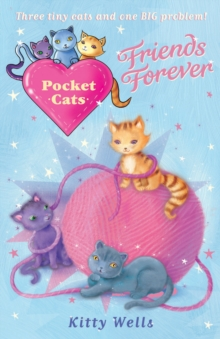 Pocket Cats : Friends Forever, Paperback Book