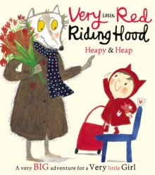 Very Little Red Riding Hood, Paperback Book