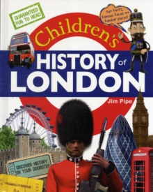 Children's History of London, Hardback Book