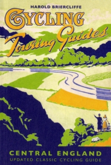Cycling Touring Guide: Central England, Paperback Book