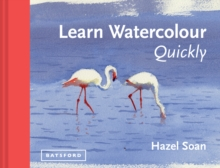 Learn Watercolour in an Afternoon, Paperback Book