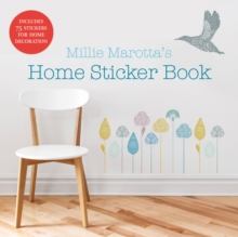 Millie Marotta's Home Sticker Book : over 75 stickers or decals for wall and home decoration, Paperback Book