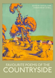 Favourite Poems of the Countryside, Hardback Book