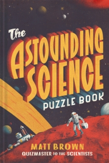 The Astounding Science Puzzle Book, Paperback / softback Book