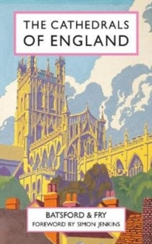 The Cathedrals of England, Hardback Book