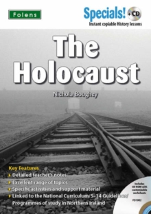 Secondary Specials! +CD: History - The Holocaust, Mixed media product Book