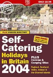 SELF CATERING HOLIDAYS IN BRITAIN 2004, Paperback Book