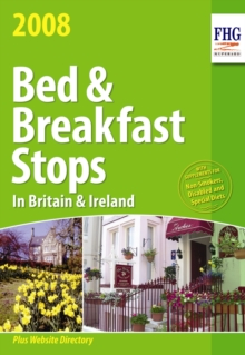 Bed and Breakfast Stops 2008, Paperback Book