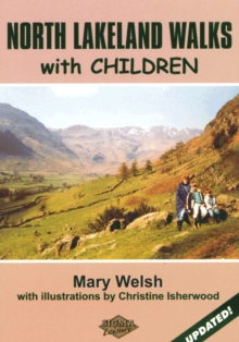 North Lakeland Walks with Children, Paperback Book