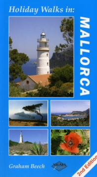 Holiday Walks in Mallorca, Paperback / softback Book
