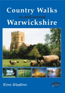 Country Walks in and Around Warwickshire, Paperback Book