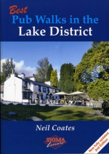 Best Pub Walks in the Lake District, Paperback Book