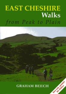 East Cheshire Walks : From Peak to Plain, Paperback Book