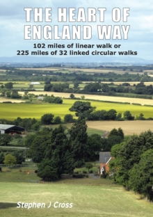 The Heart of England Way, Paperback Book