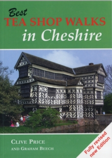 Best Tea Shop Walks Cheshire, Paperback Book